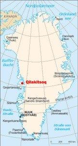 The Qilakitsoq mummies - Image courtesy of the CIA World Factbook