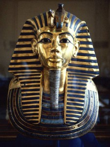 "What is ""King Tut's Curse?"" Is it real? Image by Jon Bodsworth."