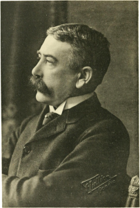 Ferdinand de Saussure, Image by F. Jullien Genève, Public Domain, Wikimedia Commons