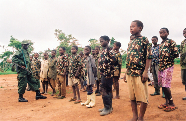 Child Soldiers Past and Present