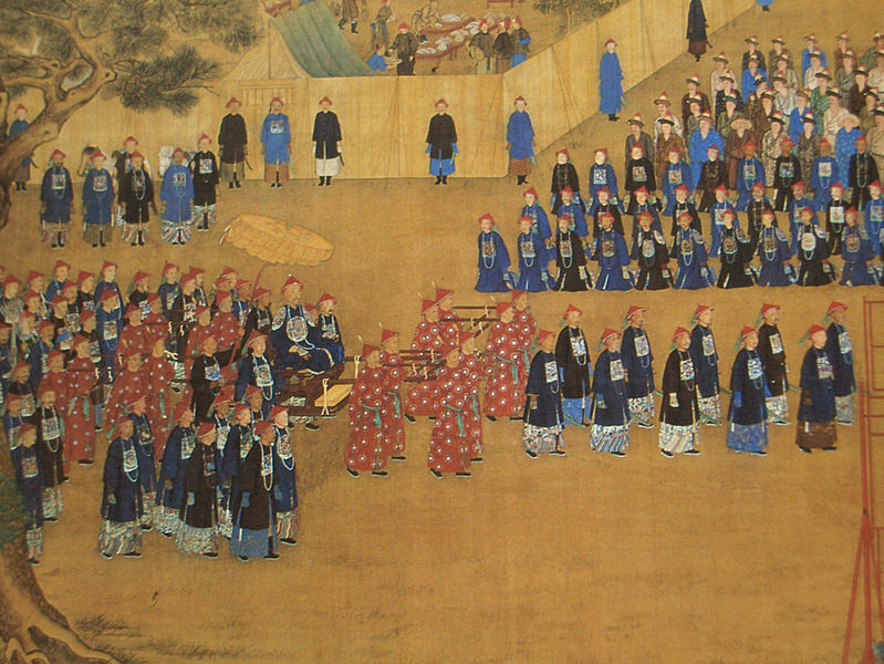 Tibetan Buddhism and the Politics of the Qing Dynasty