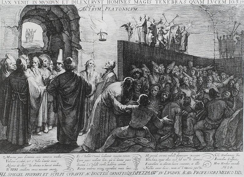 Plato's Argument: Art is an Imitation of an Imitation