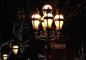 Unique Street Lights