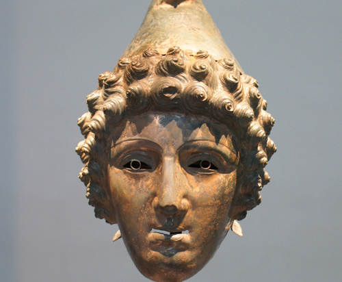The Crosby Garrett Helmet: A Roman Bronze Makes Headlines