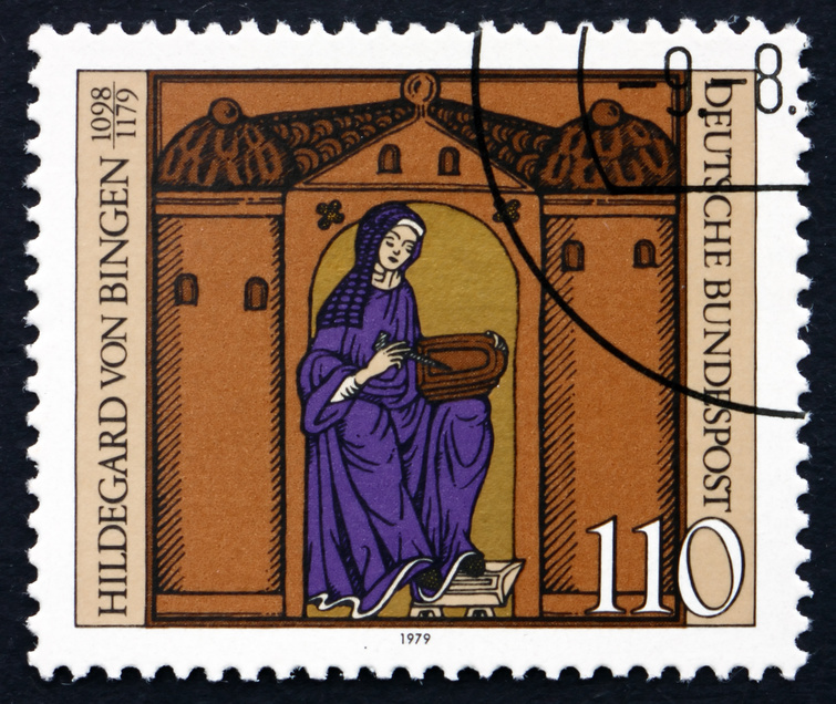 Hildegard of Bingen: a Female Doctor of the Church