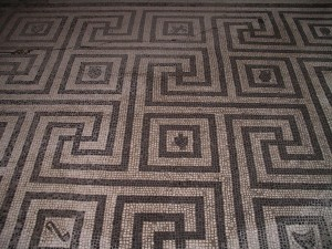 Roman Mosaics Herculaneum
