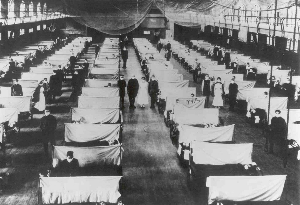 The Spanish Flu and Wartime Secrecy: Creation of a Global Pandemic