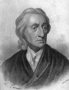 John Locke Image courtesy of the U.S. Library of Congress