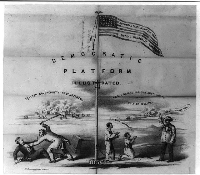 The Kansas-Nebraska Act Example: Creating New Political Parties