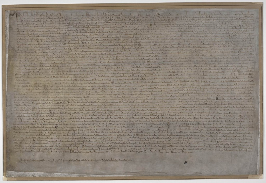 Magna Carta, Law, Liberty, Legacy: Exhibition at British Library