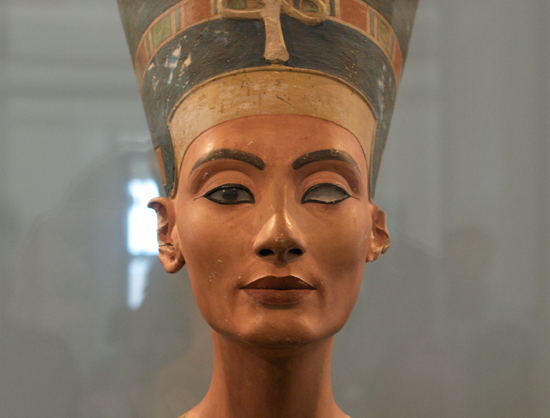 The Bust of Nefertiti Continues to Fascinate