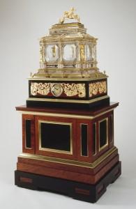 Organ Clock by Georgian Clockmaker Charles Clay