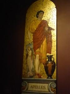 South Kensington Mosaics Valhalla