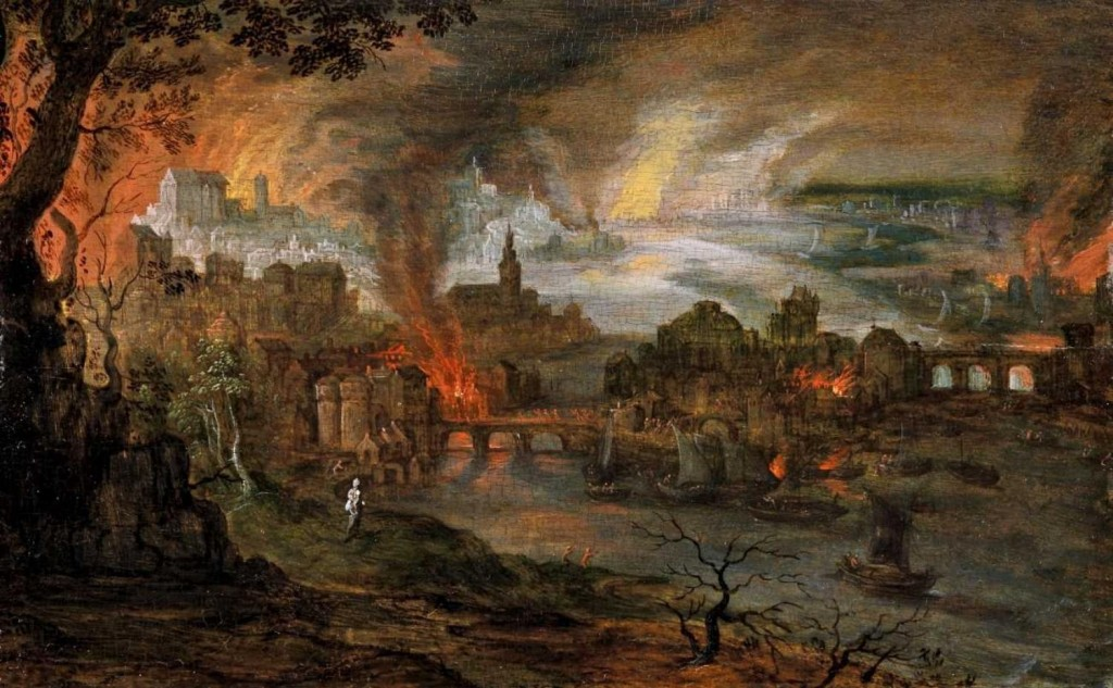 Earthquakes and the Bible: Sodom and Gomorrah and the Destruction of Jericho