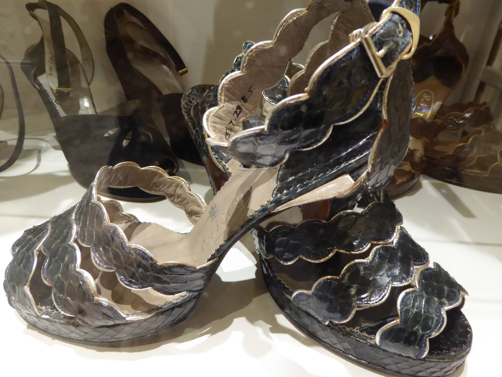 Rayne: Shoes for Stars – Fashion and Textile Museum