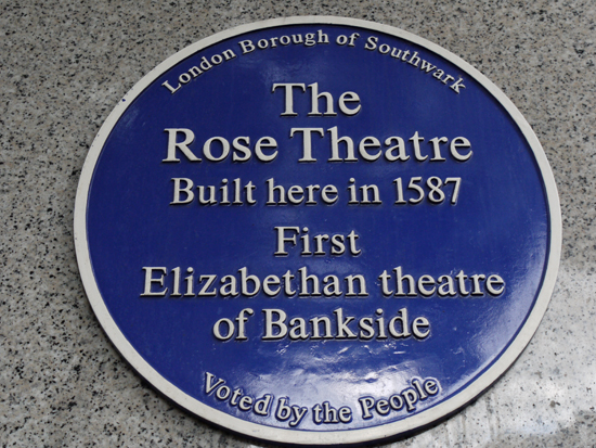 The Rose Theatre: Shakespeare's Stage Revealed