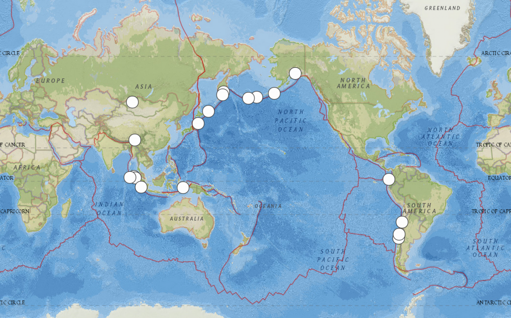 Magnitude of Historic Earthquakes: How Big Were The Biggest Quakes?