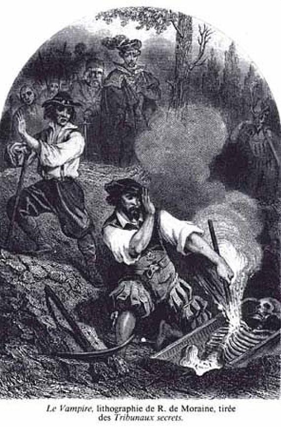 Croglin Grange Vampire: Chicanery and Controversy