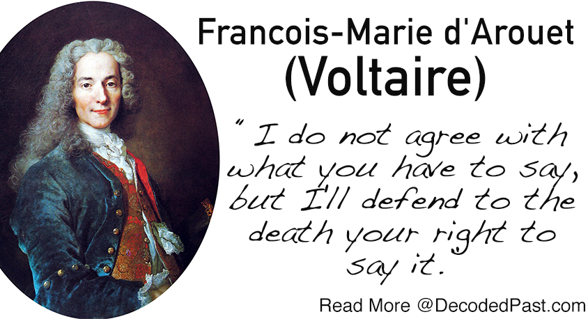 "Voltaire – Personal Liberty in the ""Best of All Possible Worlds"""