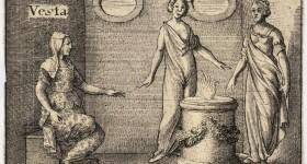 Wenceslas_Hollar_-_The_Greek_gods._Vesta